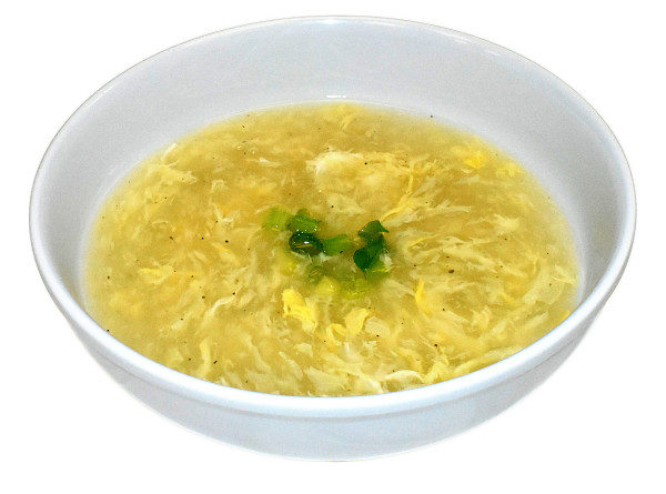 EGG DROP SOUP *