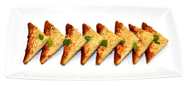SESAME CHICKEN TOAST